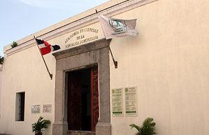 Academia de Ciencias de la República Dominicana (ACRD).
