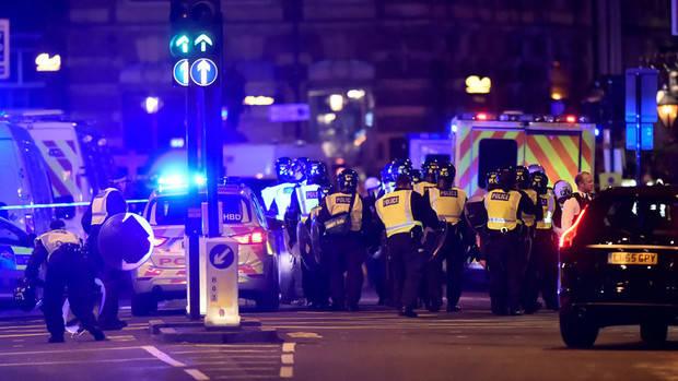 Al menos un muerto y varios heridos en dos ataques terroristas en Londres