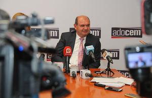 Adriano Brunetti, presidente de Adocem.