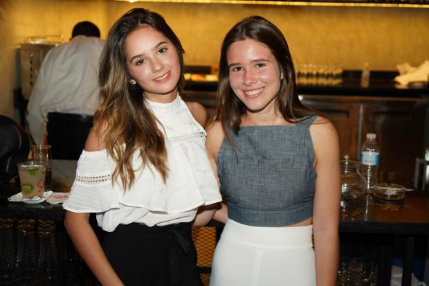 Adriana D'alessandro y Laura Urgal.