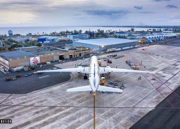 El Aeropuerto Internacional Bávaro está mejorando la calidad de vida de los comunitarios de la zona
