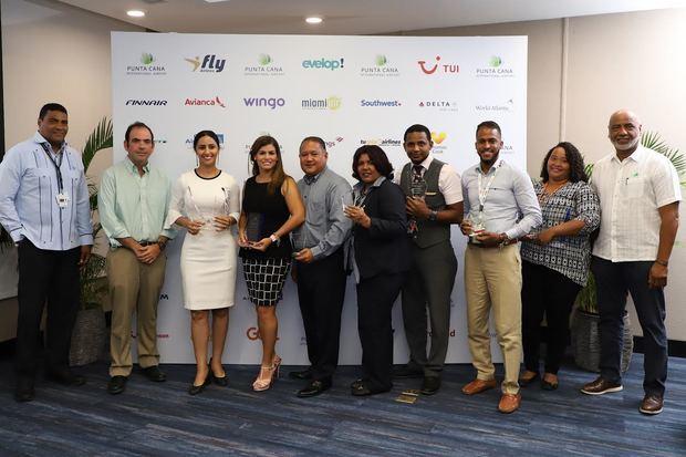 Aeropuerto de PC reconoce aerolíneas y handlers por la calidad en el servicio