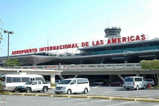 Aeropuerto internacional de Las Américas.