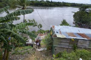 Afectación Huracán Mattew - Oxfam.