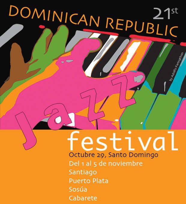 XXI edición Dominican Republic Jazz Festival