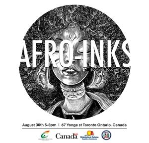 Expo Afro- inks.