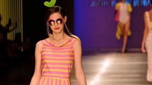 Desfile de moda en Miami