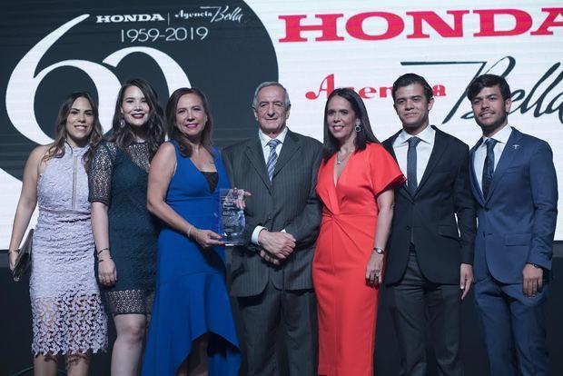 La Familia Bellepart celebra un legado de 60 años ofreciendo lo mejor de Honda en RD.