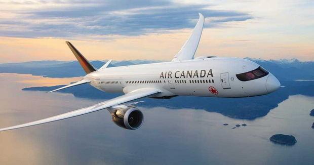 Air Canada programa vuelos a Punta Cana, Samaná y Puerto Plata para junio 2020