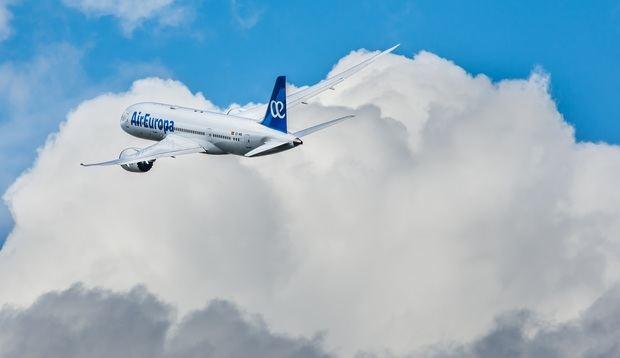 Air Europa   Boeing Dreamliner.