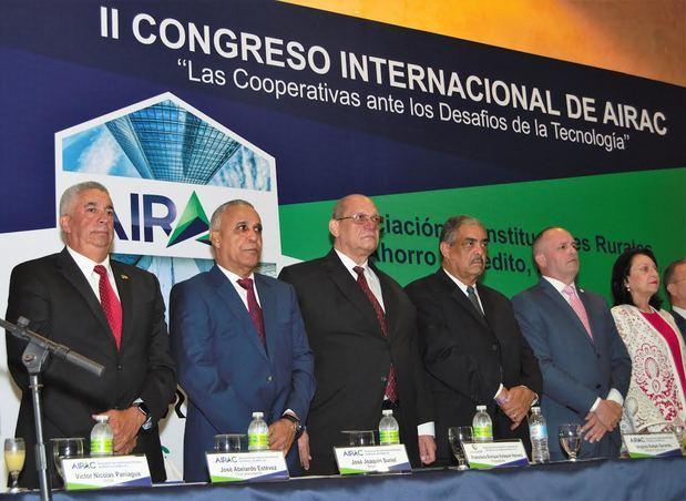 Congreso AIRAC plantea retos en sector Cooperativas de Ahorro y Crédito