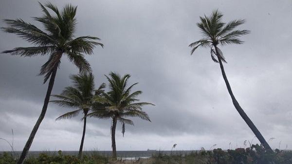 Efectos de tormenta Isaac empezarán a sentirse en el país el viernes