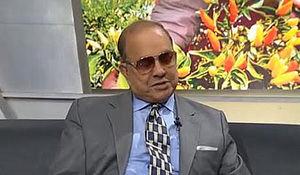 Periodista y presentador Alberto Amengual.