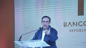 Acto encabezado por el gobernador, Héctor Valdez Albizu.