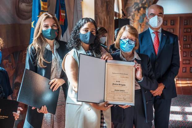 """Alcaldía del Distrito Nacional y la Delegación de la Unión Europea en la República Dominicana, anunciaron los seis ganadores del Concurso de Murales """"Tiempo de Solidaridad""""."""