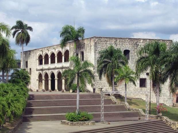 Alcázar de Colón.