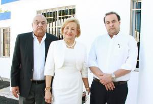 Alejandro Farach, Matilde de Farach, Alejandro Farach Cruz (Hijo)