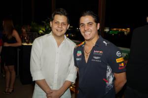 Alejandro González y Andrés Ciaccio.