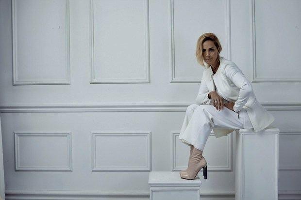 Fotografía sin fecha cedida por Melina Tavares Comunicação que muestra a la dueña de la marca Maison Alexandrine, Alexandra Fructuoso.