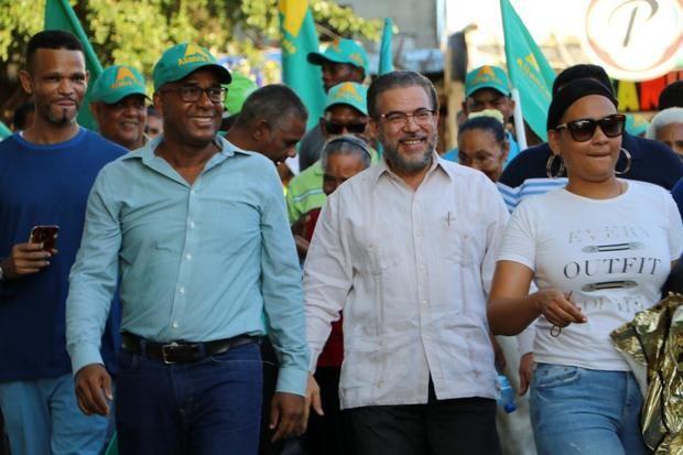 Alianza País continúa presentando candidatos en SDN
