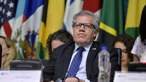 Luis Almagro, destaca la importancia de la consulta popular convocada para este domingo en Venezuela