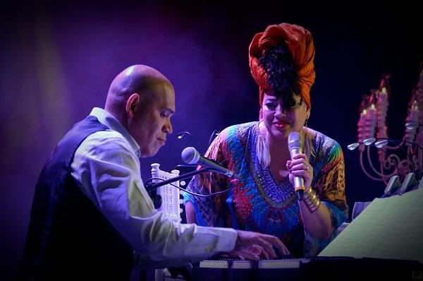 """""""Los lunes de Amaury"""" en el bar del Teatro Nacional"""