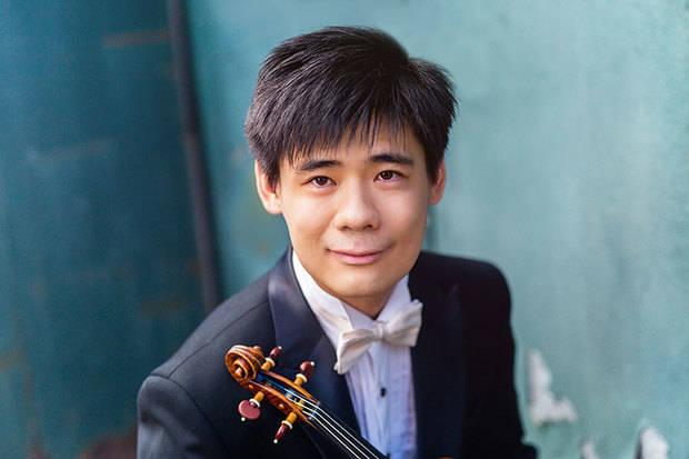 Violinista Angelo Xiang Yu es solista invitado del segundo concierto Temporada OSN