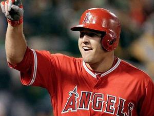Mike Trout molesto con MLB por no sancionar a Houston.
