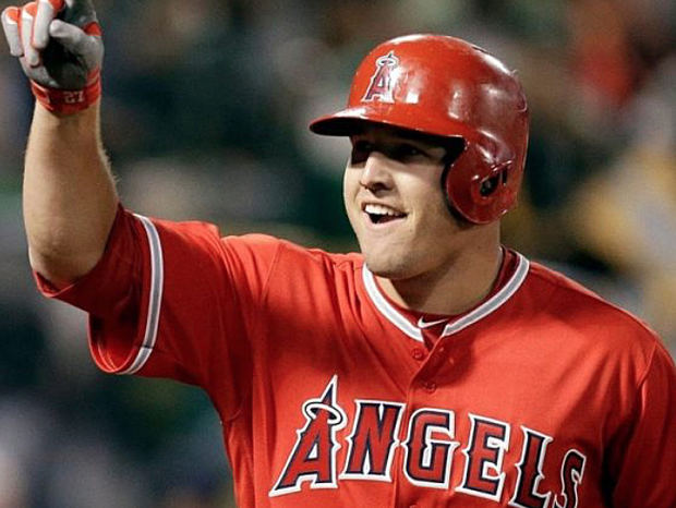 Mike Trout molesto con MLB por no sancionar a Houston.