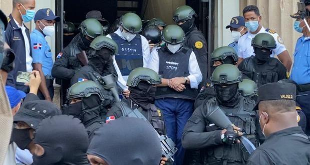 Trasladan a prisión a 7 imputados por corrupción de la operación Antipulpo