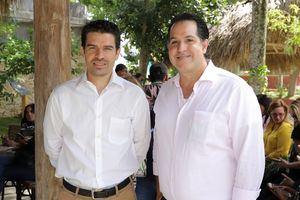 Antonio León y Juan Lebrón.