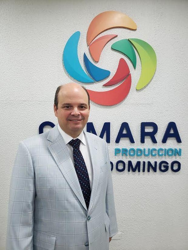 Empresario dominicano, Antonio Ramos.