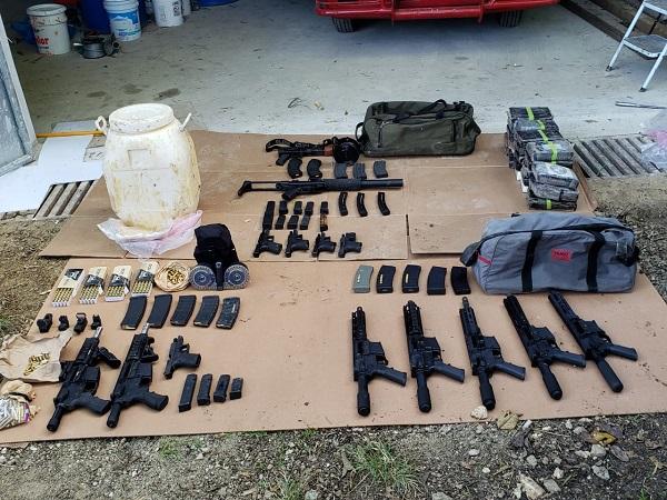 Decomisan cerca de 700 paquetes de cocaína durante operativos en Bayahíbe y arrestan a 6 personas