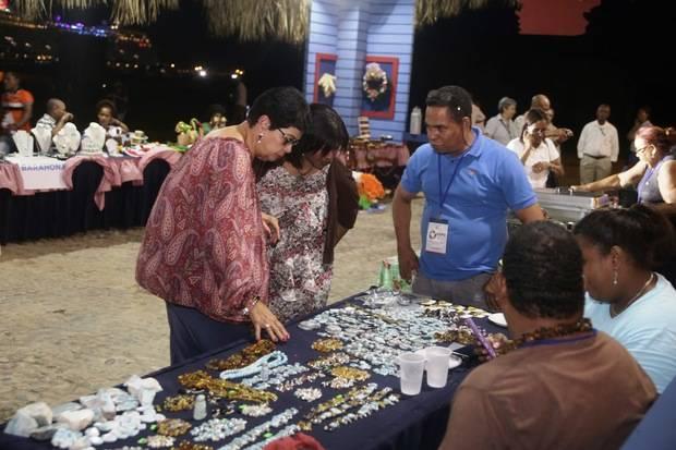 Diez provincias del sur exponen su diversidad cultural en la Fortaleza Ozama