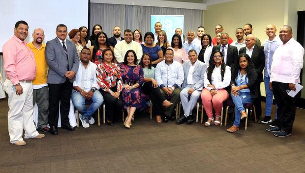 Miembros de Sodomedi presentes en la 2da. Asamblea de la entidad.