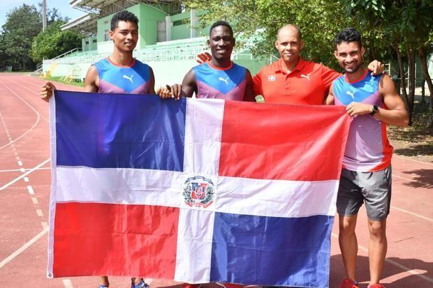 Federación Dominicana de Asociaciones de Atletismo (FDAA), listos para representar al país con la altura en los Juegos Panamericanos de Lima, Perú.