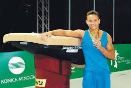 Nin Reyes viaja al Mundial de gimnasia artística en Canadá