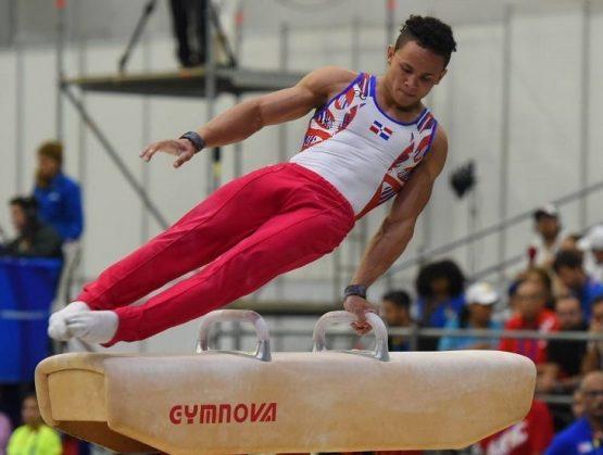 Audrys, en final final gimnasia; basket debuta y béisbol ante Nicaragua
