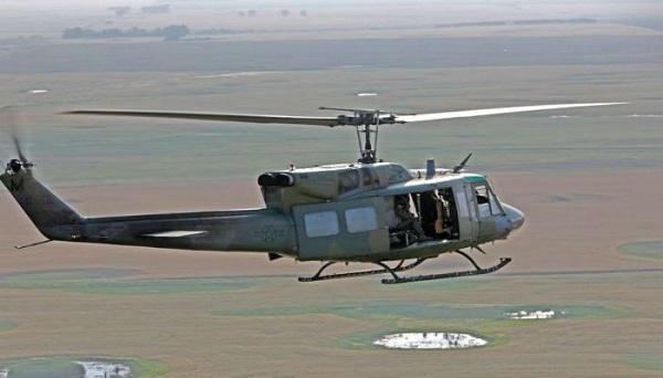 Autoridades buscan helicóptero que no llegó a su destino