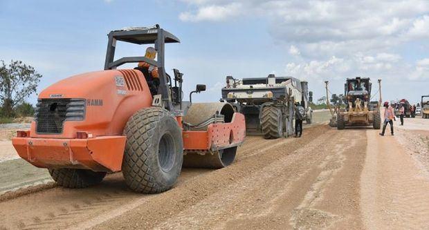 Gobierno afirma que concluirá en julio construcción de la avenida Ecológica