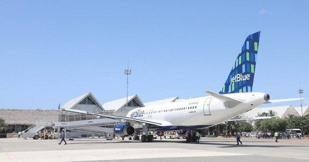 Aviación Civil anuncia nueva ruta entre Newark y Punta Cana