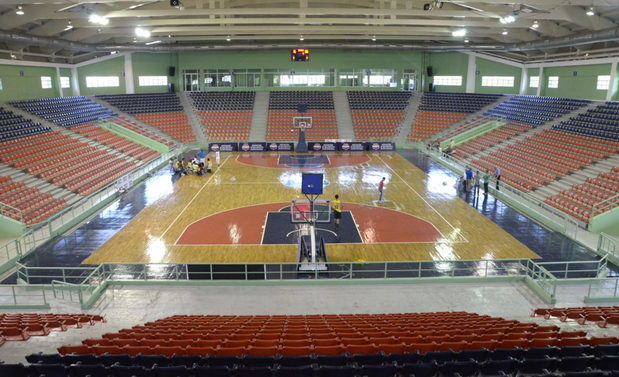 Permitirán el 20 % del aforo en el baloncesto del Distrito Nacional.