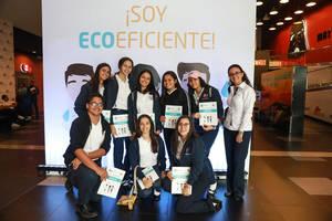 Desde sus inicios en 2015, ¡Soy ecoeficiente! ha impactado favorablemente a 3,500 estudiantes de comunidades como San Cristóbal, Bonao, La Vega, Moca, Santiago, Puerto Plata, Mao, San Pedro de Macorís, entre otras.