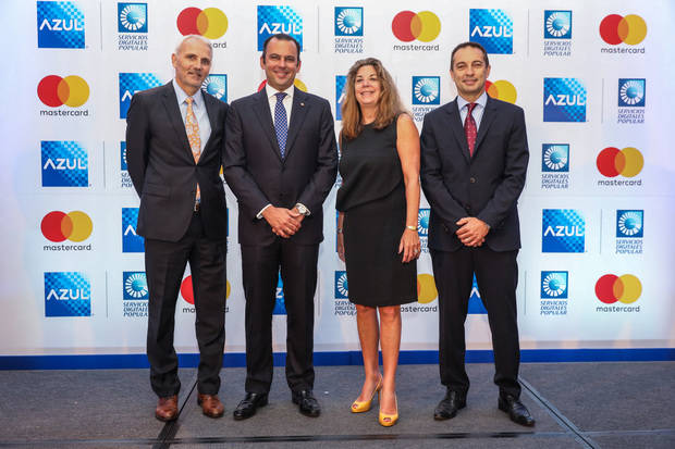 AZUL innova con el servicio de big data de Mastercard