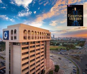 El Banco Popular Dominicano reportó un crecimiento sostenido de sus activos productivos al cierre del primer trimestre del año. En la foto, la Torre Popular, sede del Banco Popular Dominicano.