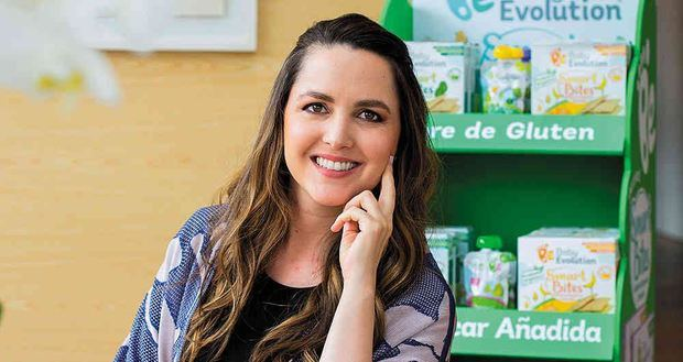 Vanessa Blum, Gerente y Fundadora de Baby Evolution -BE-