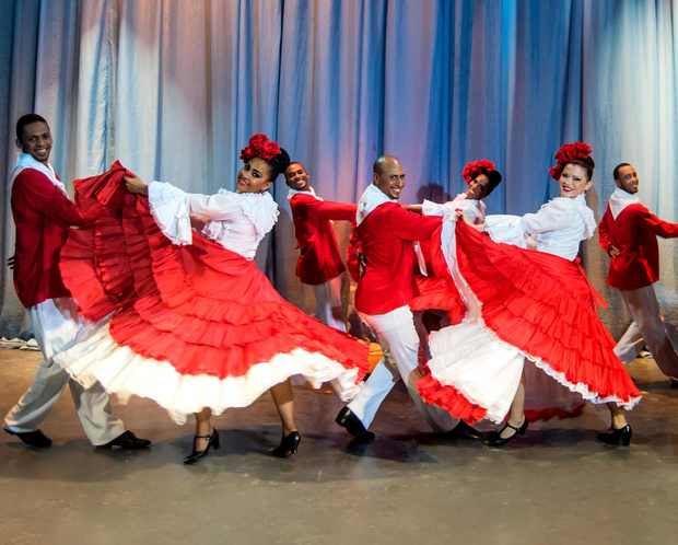 Ballet Folclórico Nacional.