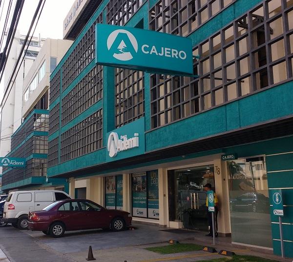 Banco Ademi, primera entidad financiera en instalarse en Ciudad Juan Bosch