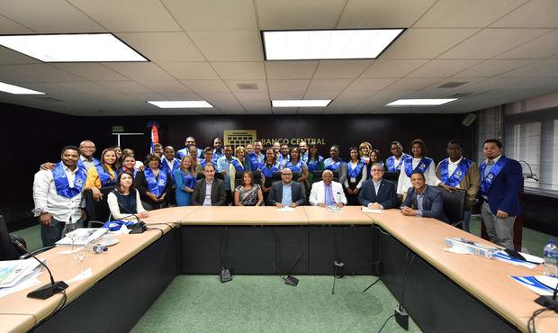 Los participantes del XI diplomado.