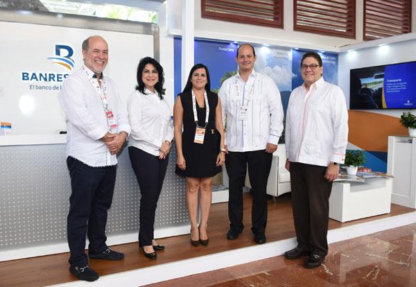 Banreservas presenta su portafolio de respaldo al turismo